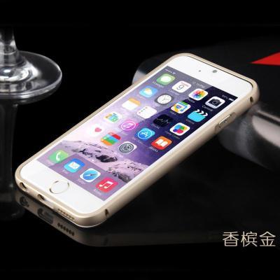 苹果iphone6/6plus手机壳金属边框