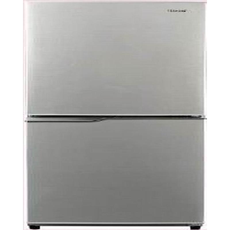 华日冰箱BCD-238LDM不锈钢