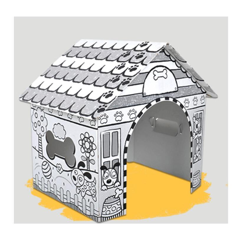 手绘游戏屋---狗屋