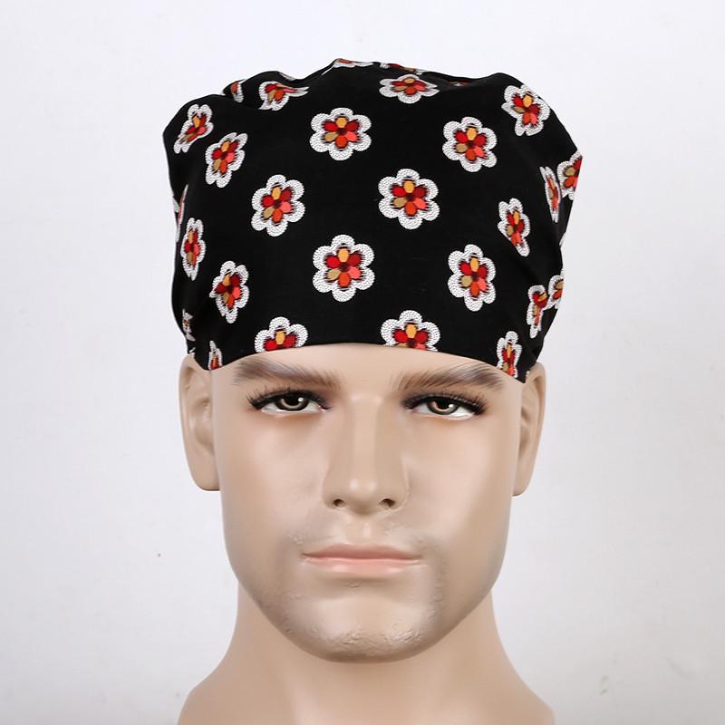 【巧护士帽子】欧美巧护士 时尚 新款护士手术帽男女