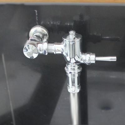 hcg和成卫浴 手压式马桶冲水阀 cf637nt cf637nt图片