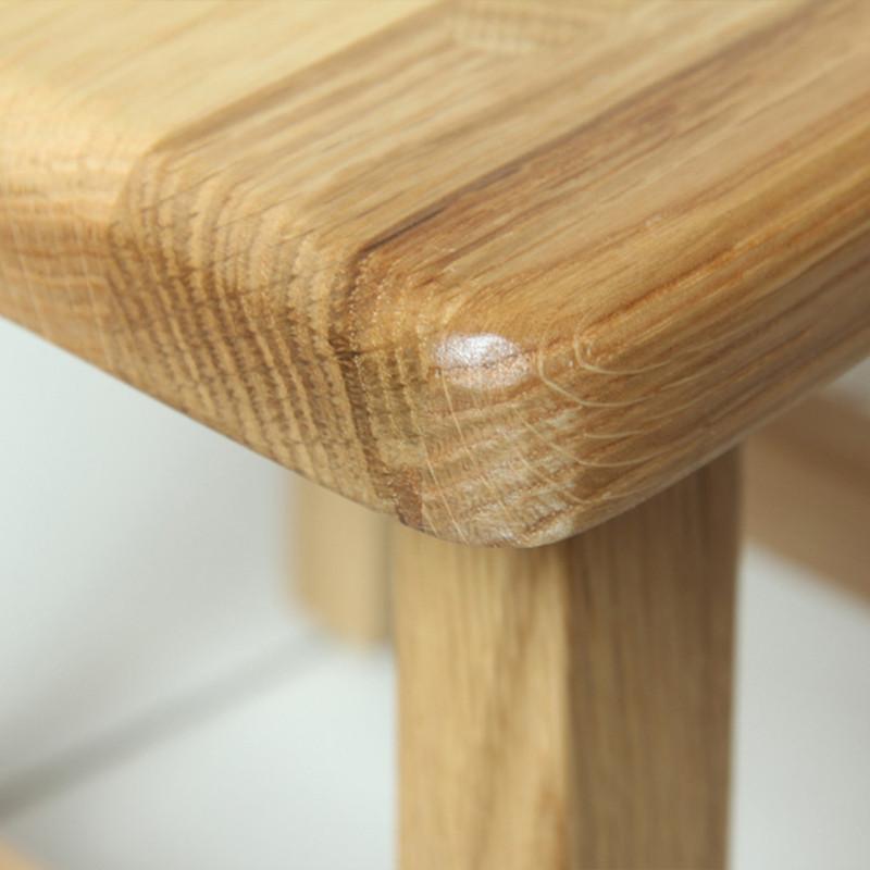 白橡木板凳实木家具实木
