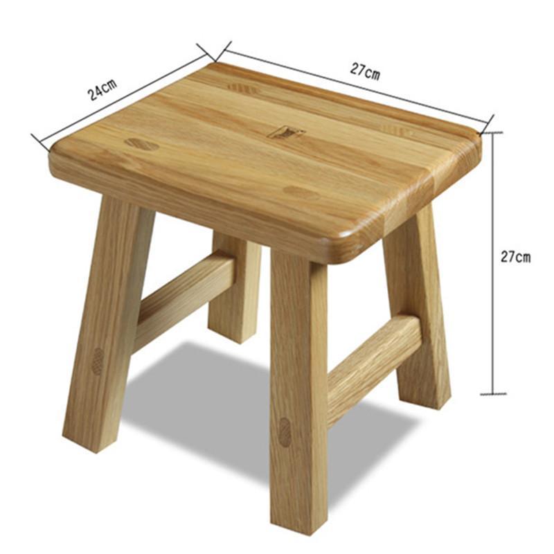 【钰涵居椅子/凳子】钰涵居白橡木板凳实木家具实木小