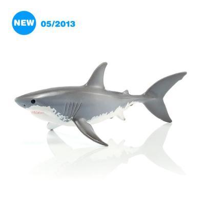 思乐 德国 仿真静态动物模型蓝鲸虎鲸极地海洋动物
