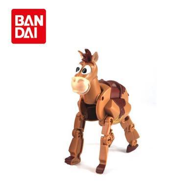 彩泥手工制作大全动物驴