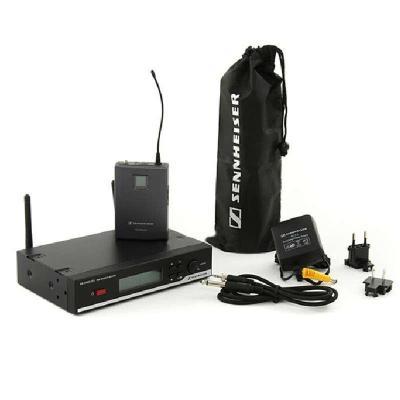 森海塞尔xsw72 无线乐器话筒
