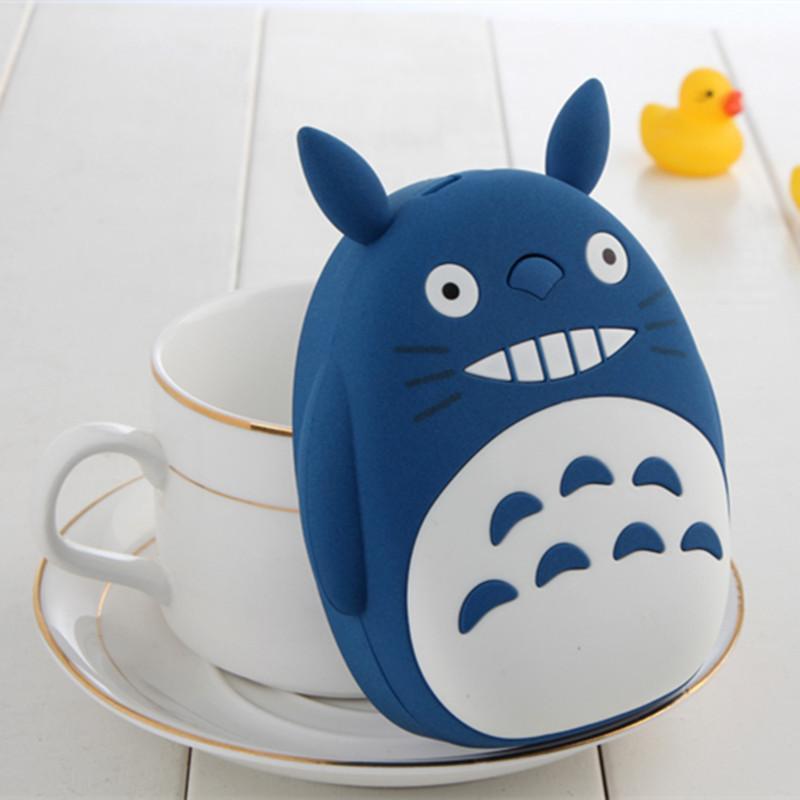 上店 卡通可爱龙猫充电宝 迷你iphone6苹果5s小米通用移动电源创意