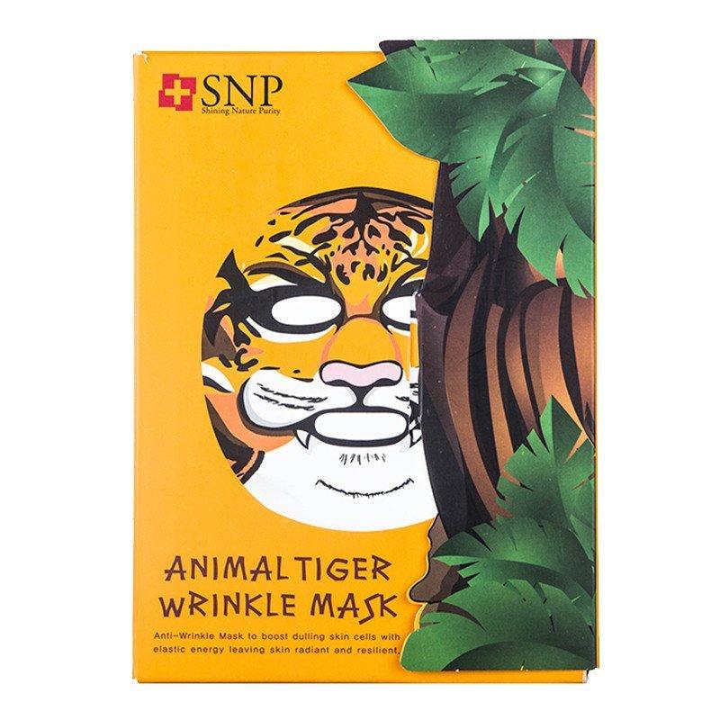 snp动物老虎面膜10片/盒