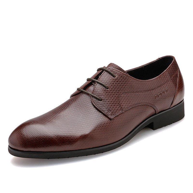 【苹果商务鞋 3103002】苹果男鞋3103002【价格