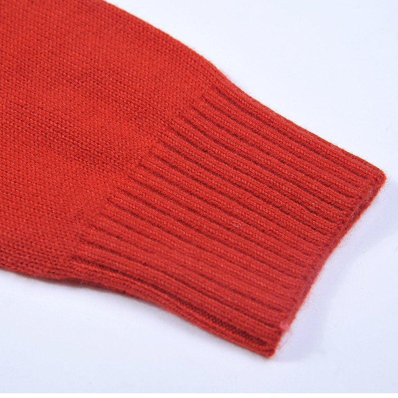 围巾鱼网针织方法步骤图