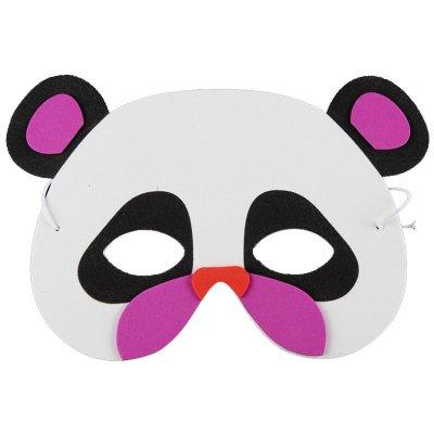 儿童玩具批发 儿童eva面具 儿童卡通eva面具玩具 eva卡通面具 熊猫