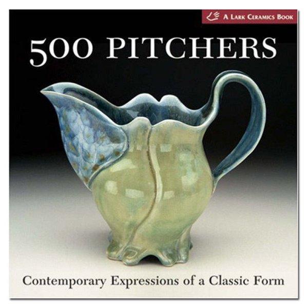 《英文原版进口500 Pitchers 500个水壶设计 工
