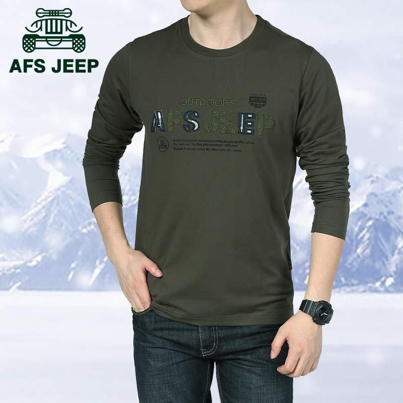 jeep)男士t恤