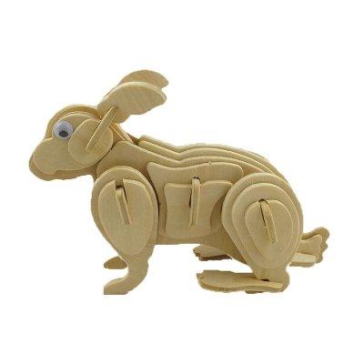 工艺装饰品十二生肖 兔子