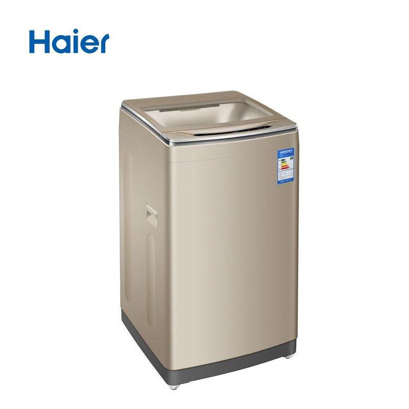 haier/海尔 ms7518bz51免清洗双动力全自动洗衣机/7
