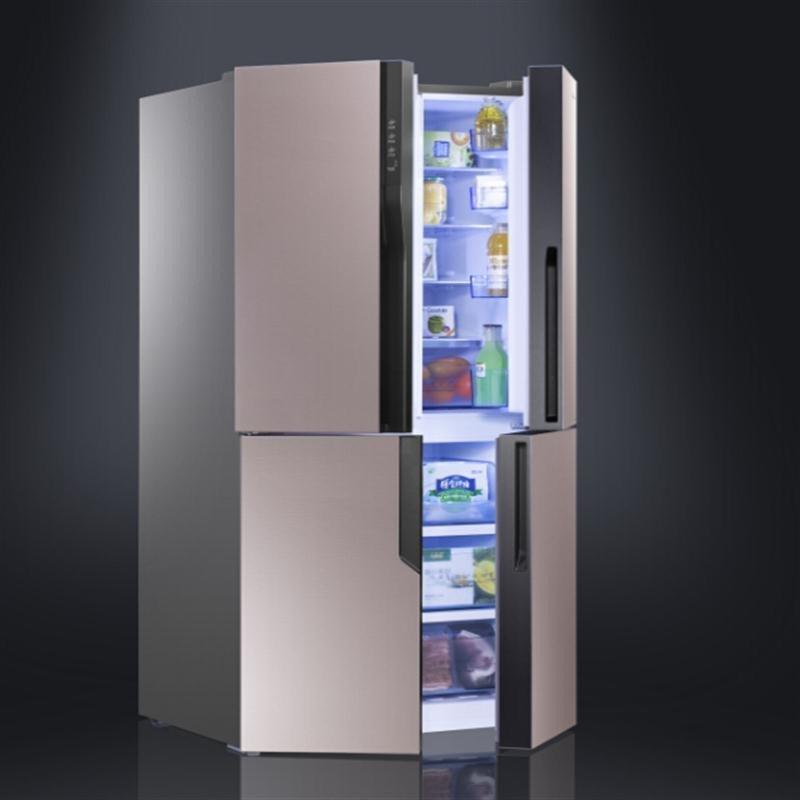 海信冰箱bcd-440wtd/a高清实拍图