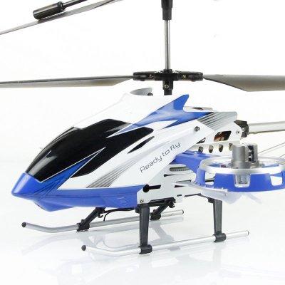 u823蓝色】优迪遥控飞机直升机儿童玩具飞机