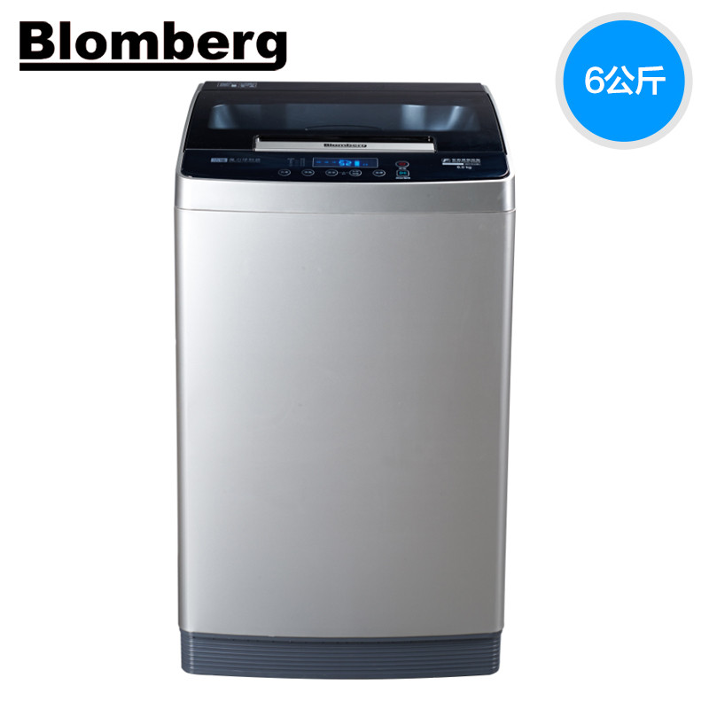 博伦博格/Blomberg WNT6011QB 6公斤全自动家用节能波轮智能洗衣机