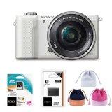 索尼 微單相機 ILCE-5100L套裝(白)