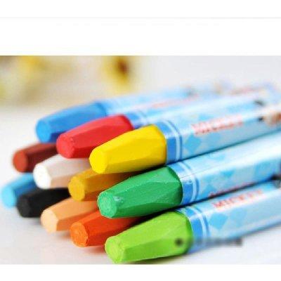 油画棒无毒美术文具绘画画工具笔小学生幼儿园专用