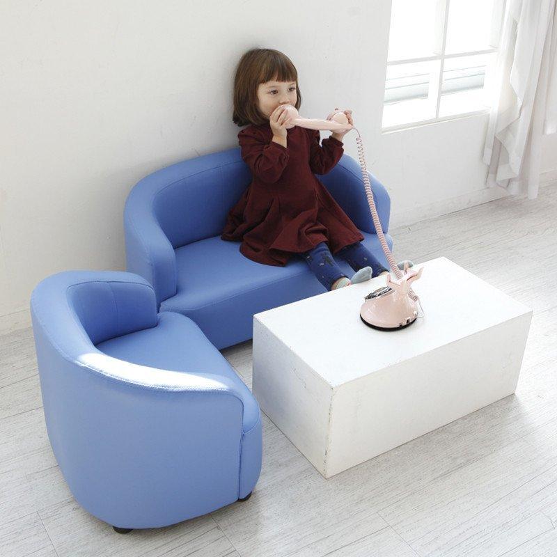 iizz韩国真品儿童时尚糖果色沙发个性沙发可爱卡通单人沙发椅