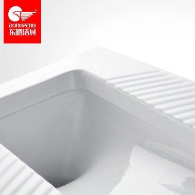 防臭陶瓷蹲坑式简易马桶便盆池厕所