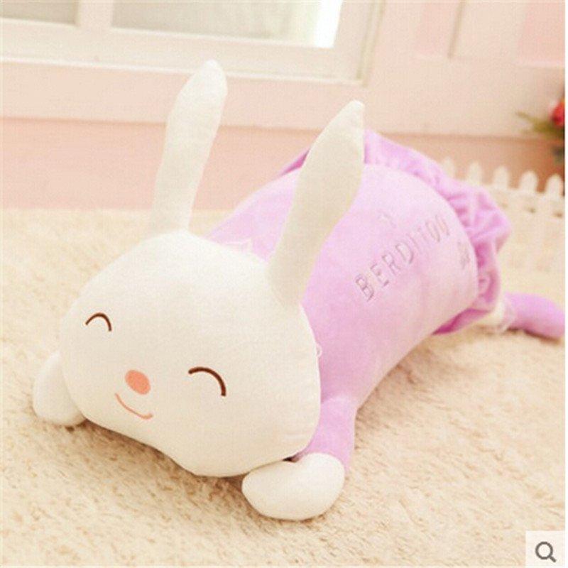 男女圣诞礼物可爱大号睡觉抱枕公仔流氓兔子毛绒玩具