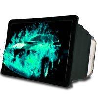 屏幕成长3D防辐射苹果自然放大器手机放大镜手机手机语音备忘录的恢复删除怎么录音图片