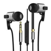 克(LKER)i6小米入耳式耳麦带话筒耳塞耳机三安卓太卡怎么办图片