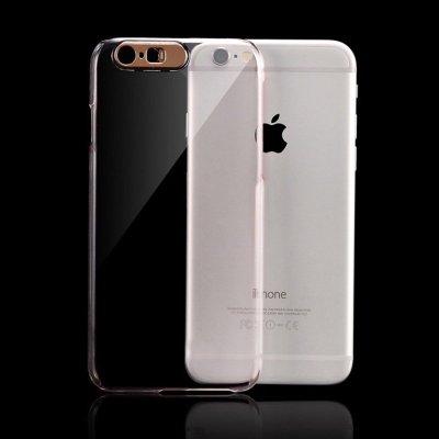 ximu iphone6s/6手机壳苹果6plus手机套创意来电闪光保护套适用苹果6