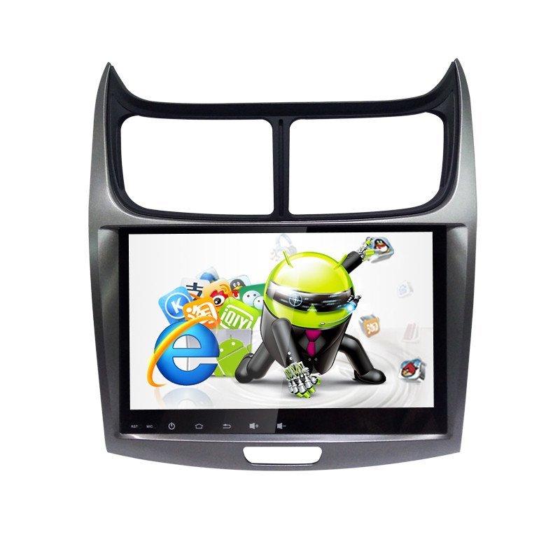 东影雪佛兰2013款大屏新赛欧安卓智能车机专车专用车载gps安卓导航仪