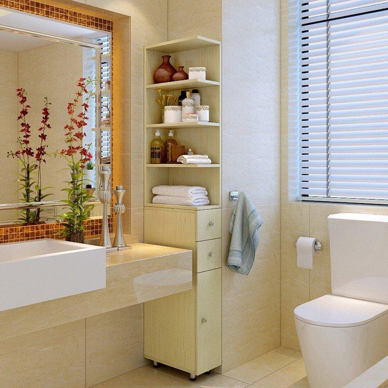 苏鼎简约角柜 卫生间角柜 收纳柜 墙角柜 浴室置物柜