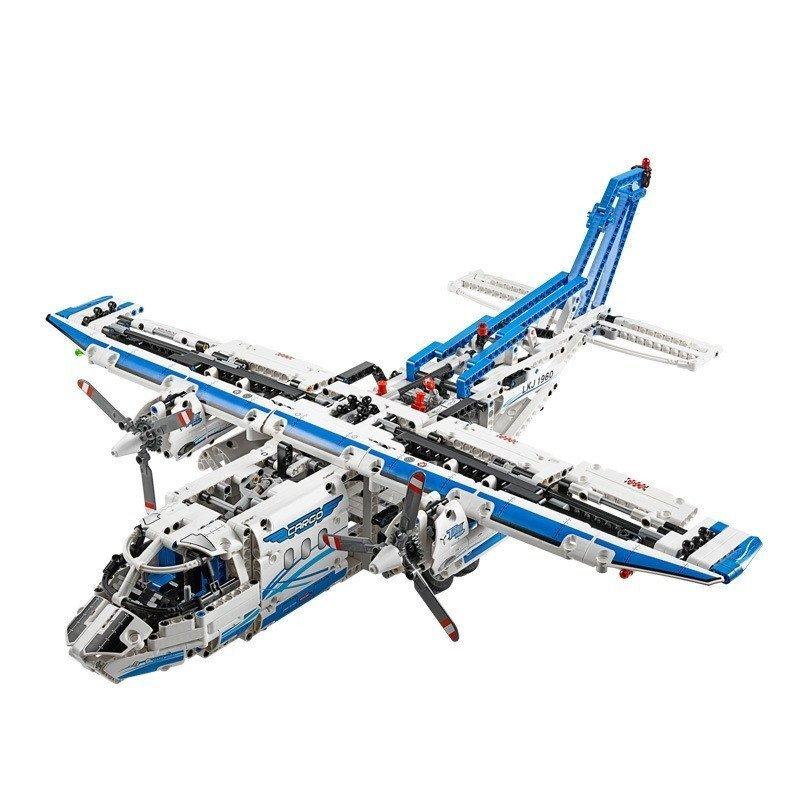 lego乐高 货运飞机 42025 机械组 technic 科技系列 拼装儿童玩具
