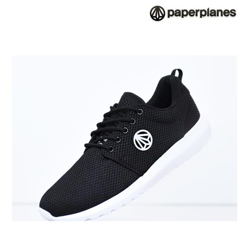 [paperplanes 韩国纸飞机]100%韩国正品pp1404 男女情侣气垫运动鞋 _b