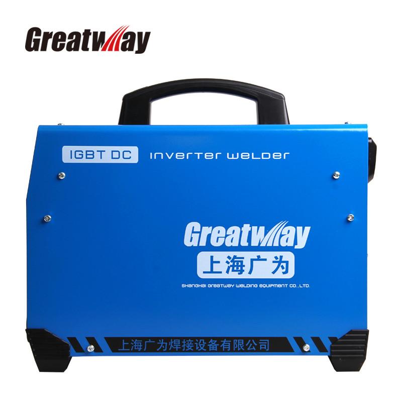 上海广为电焊机手工焊zx7-315s双电压220 380v两用专业级手提便携套餐