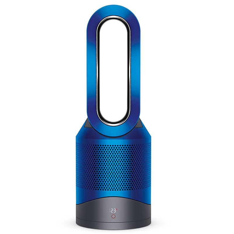 戴森(dyson)空气净化冷暖风扇hp02-铁蓝色高清实拍图