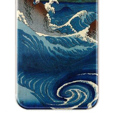 特兰恩 海浪手机壳 日本画保护壳 浮世绘 适用于iphone6/6sx iphone7