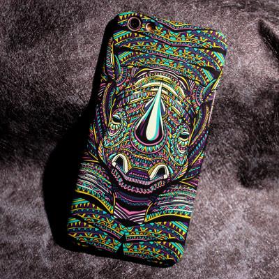 luphie oppo r9s手机壳r9splus手机套磨砂卡通动物潮男女个性创意保护