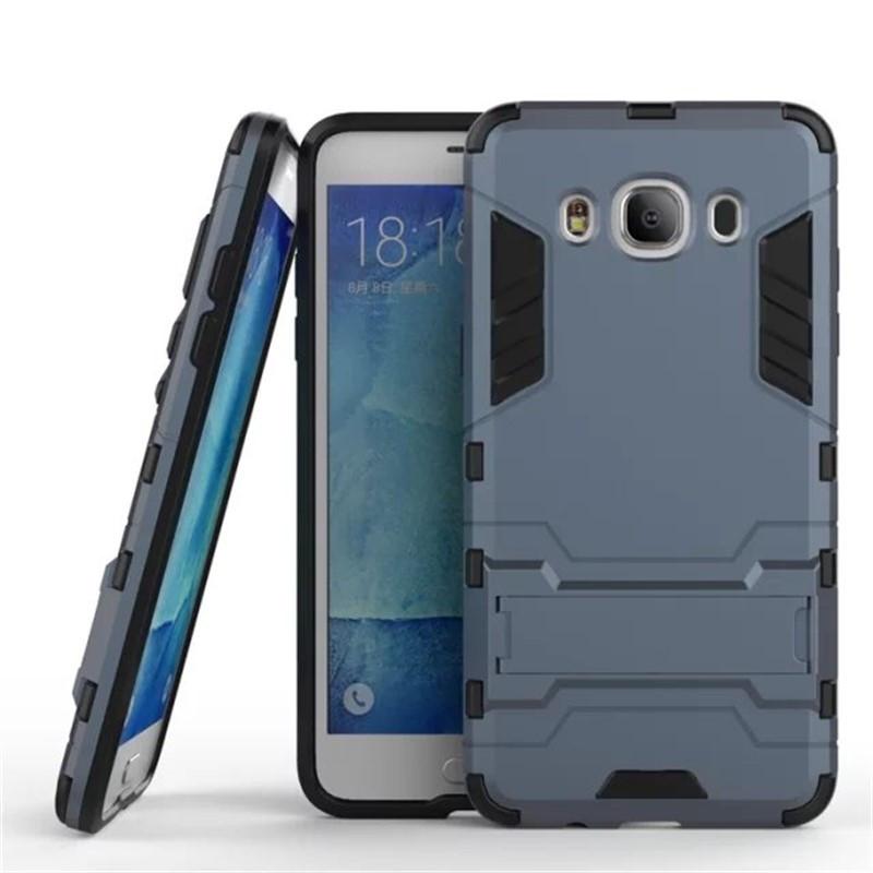 三星2016版j5手机壳 防摔防滑手机套j5108钢铁侠保护套j510x外壳 319