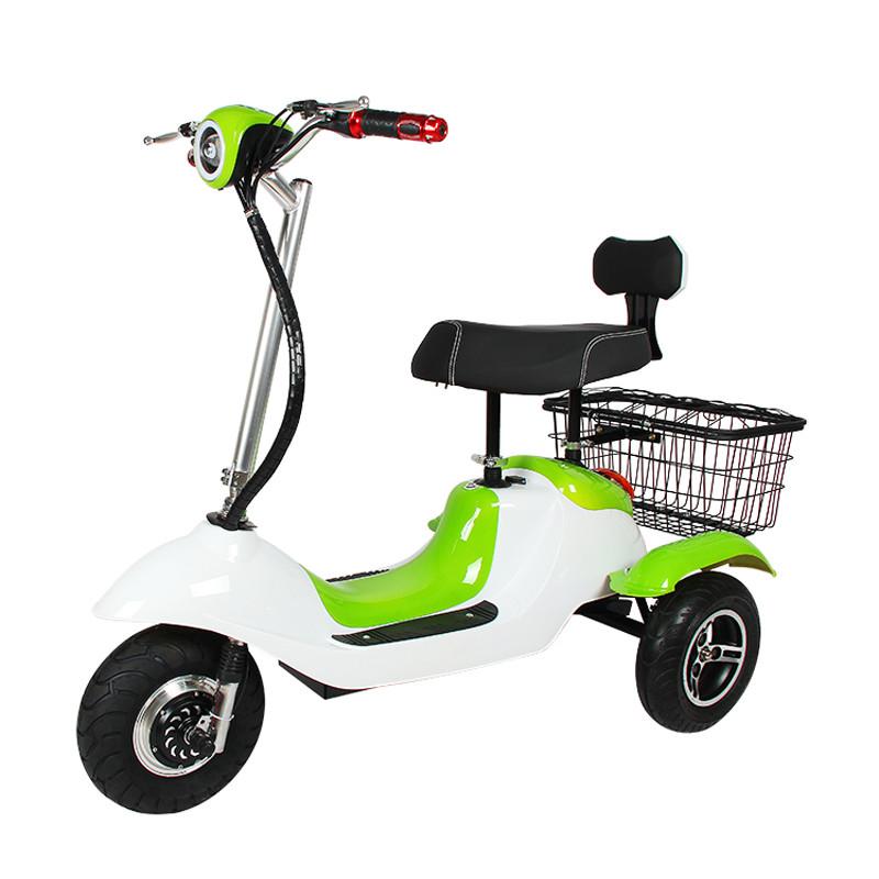 冰岚 电动车 电动滑板车 电动三轮车 迷你折叠车 自行车 老年人代步车