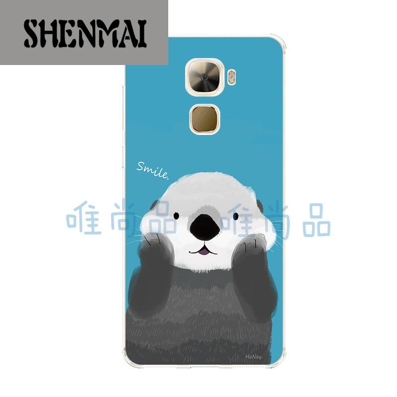 shm品牌酷派cool1乐视pro3手机壳保护套软硅胶可爱天使恶魔猫咪个性防