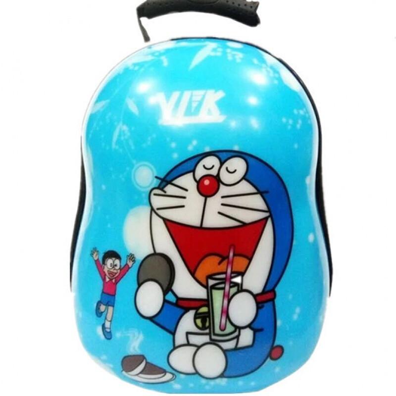 迪嘉乐幼儿园可爱卡通蛋壳书包学生儿童硬壳双肩背包男女宝宝2-3-6岁