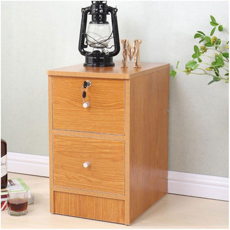 迷你床头柜简约现代储物柜带锁简易收纳柜卧室边柜小柜子多功能时尚创