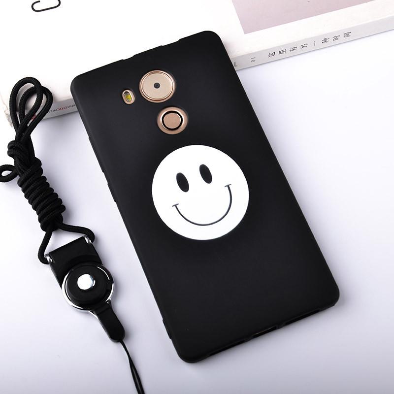迈特mate8手机壳可爱华为图片馆长动态点头金表情包制作8保护套mat8手机m图片