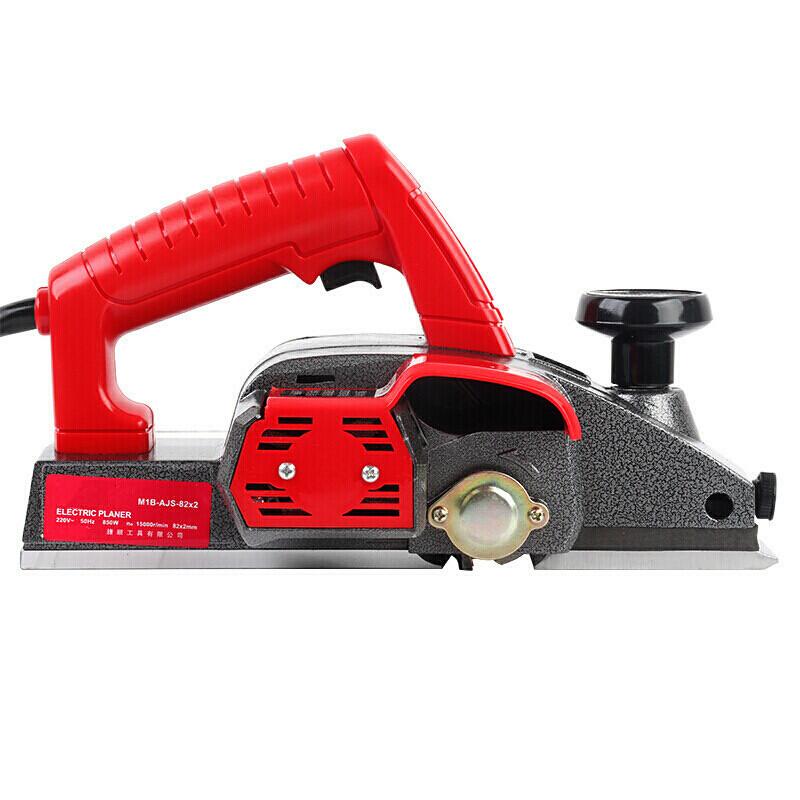 刨家用木工电动工具大功率电刨木工刨手提刨电刨子_2 镊子高清实拍图