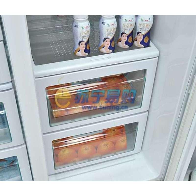 海尔冰箱结构图