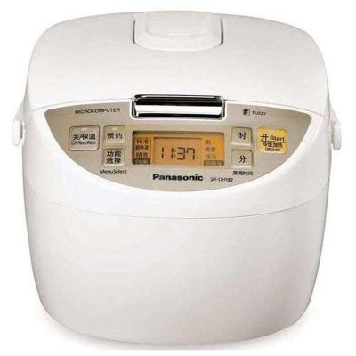 图纸电饭煲SR-DH182图片松下塑料袋用的装图片