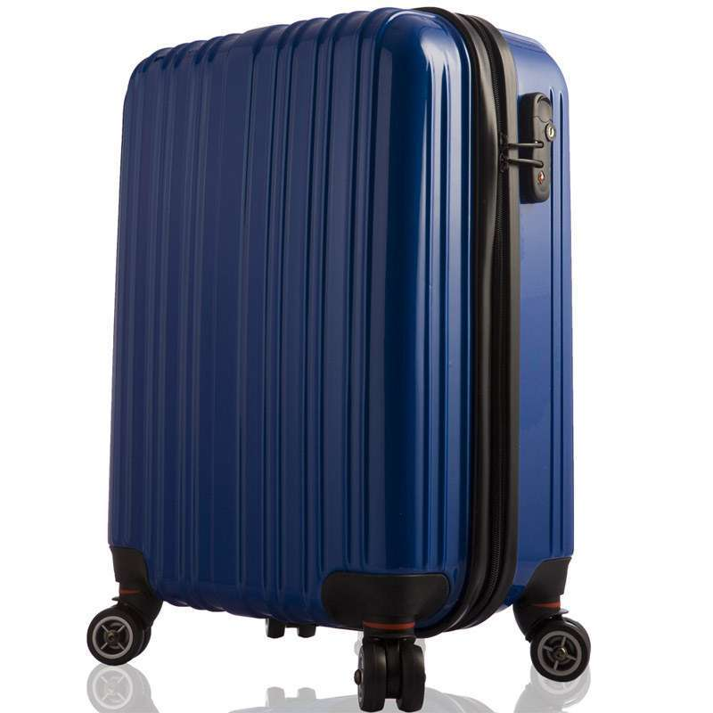 TUSCARORA 途斯卡洛拉 tlct20sb0823 拉杆箱(带TSA、宝蓝色、20寸)