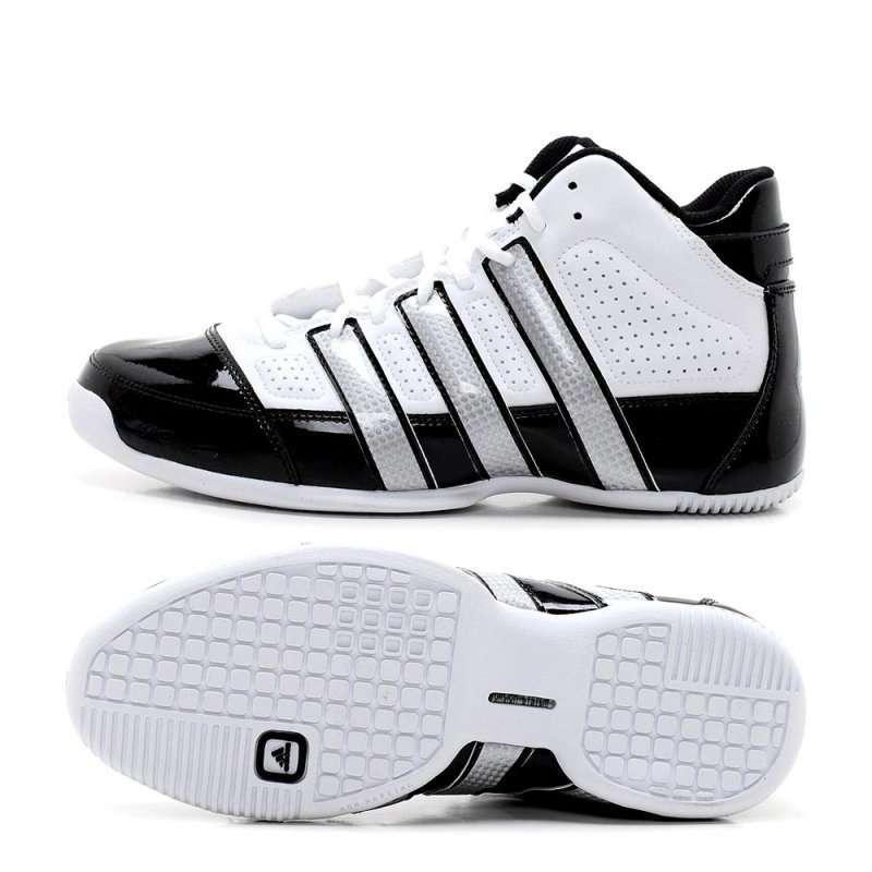 阿迪达斯最新篮球鞋图片