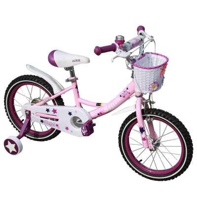 祺娃娃儿童自行车英国女孩-18